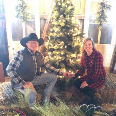 Barn sweet barn – Christmas style